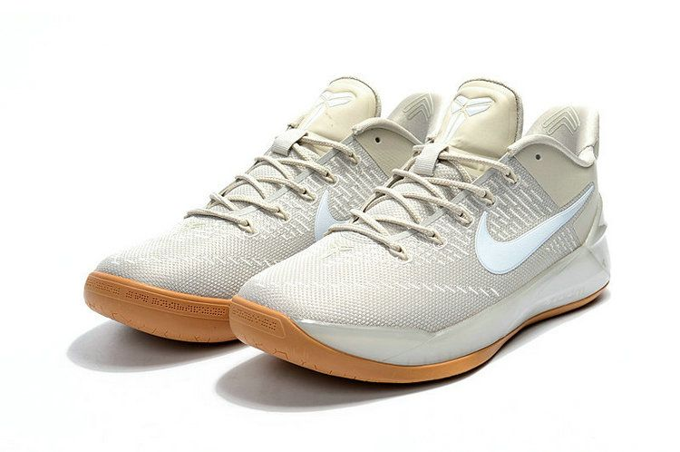 finest selection 791fb 84e80 Spring Summer 2018 Shop Nike Kobe AD Ivory Summer 2018 Pack Light Bone White  Pale Grey Gum 852425 011