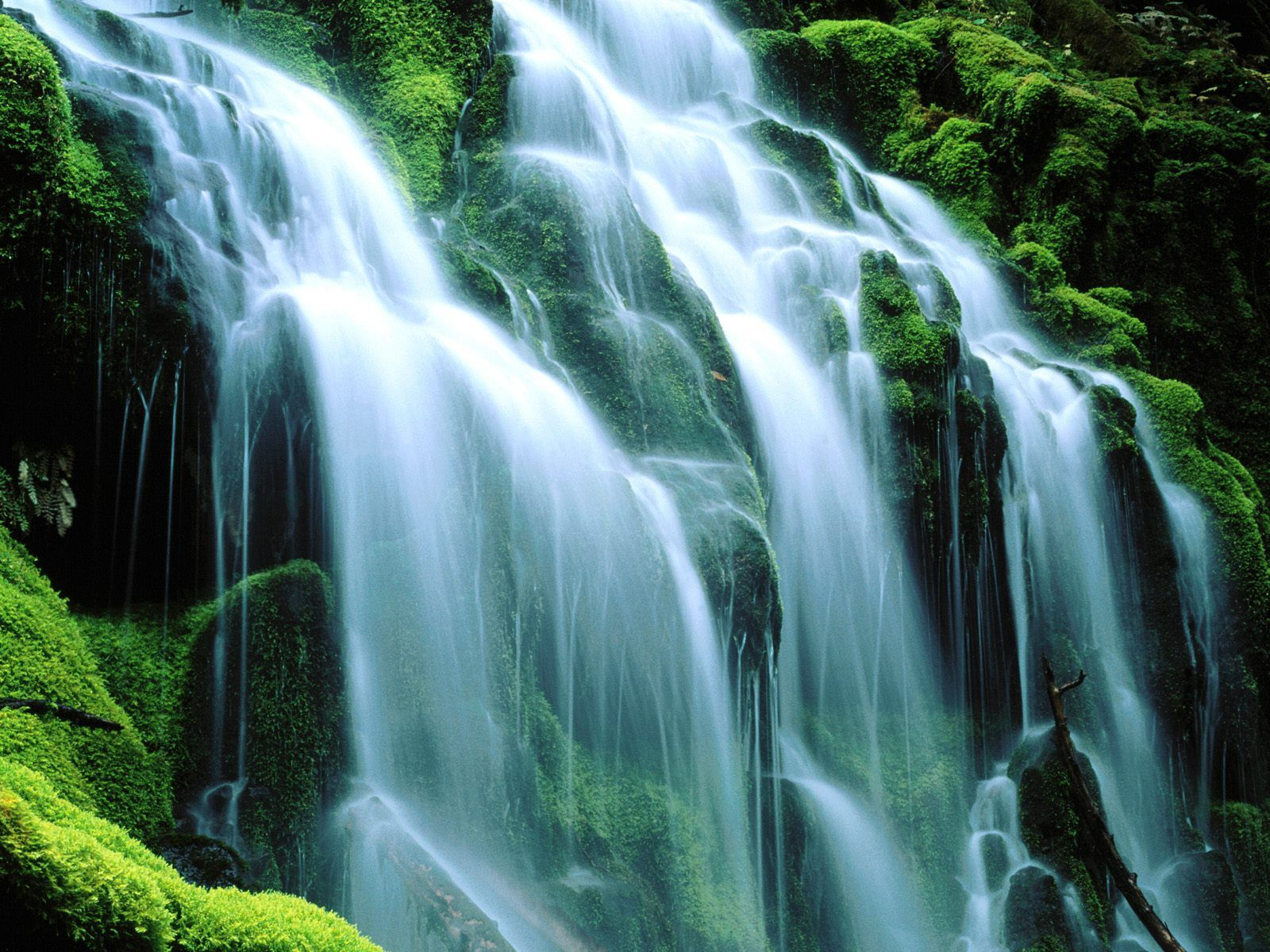 waterfall | hd widescreen wallpapers: new desktop waterfall