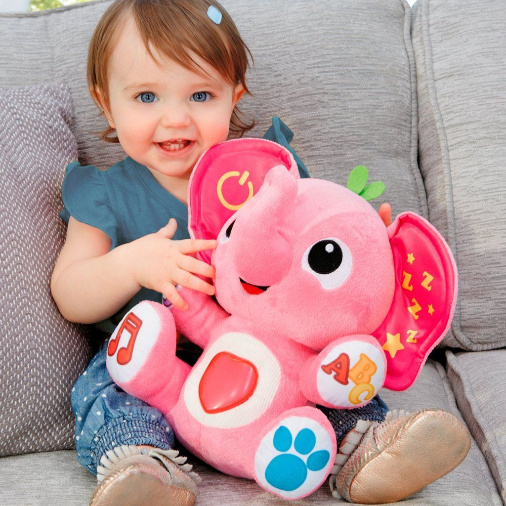 My Buddy Lalaphant Baby toys, Little tikes, New toys