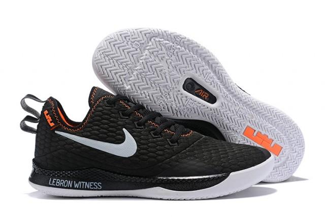 Nike LeBron Zoom Witness 3 Black/White