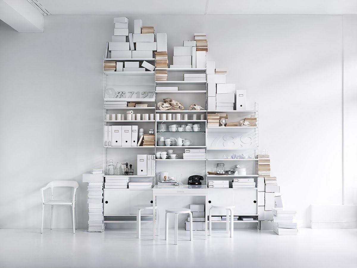 Lotta Agaton || String Furniture 2014