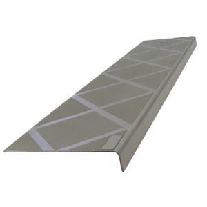 Best Composigrip Composite Anti Slip Stair Tread 48 In Grey 400 x 300