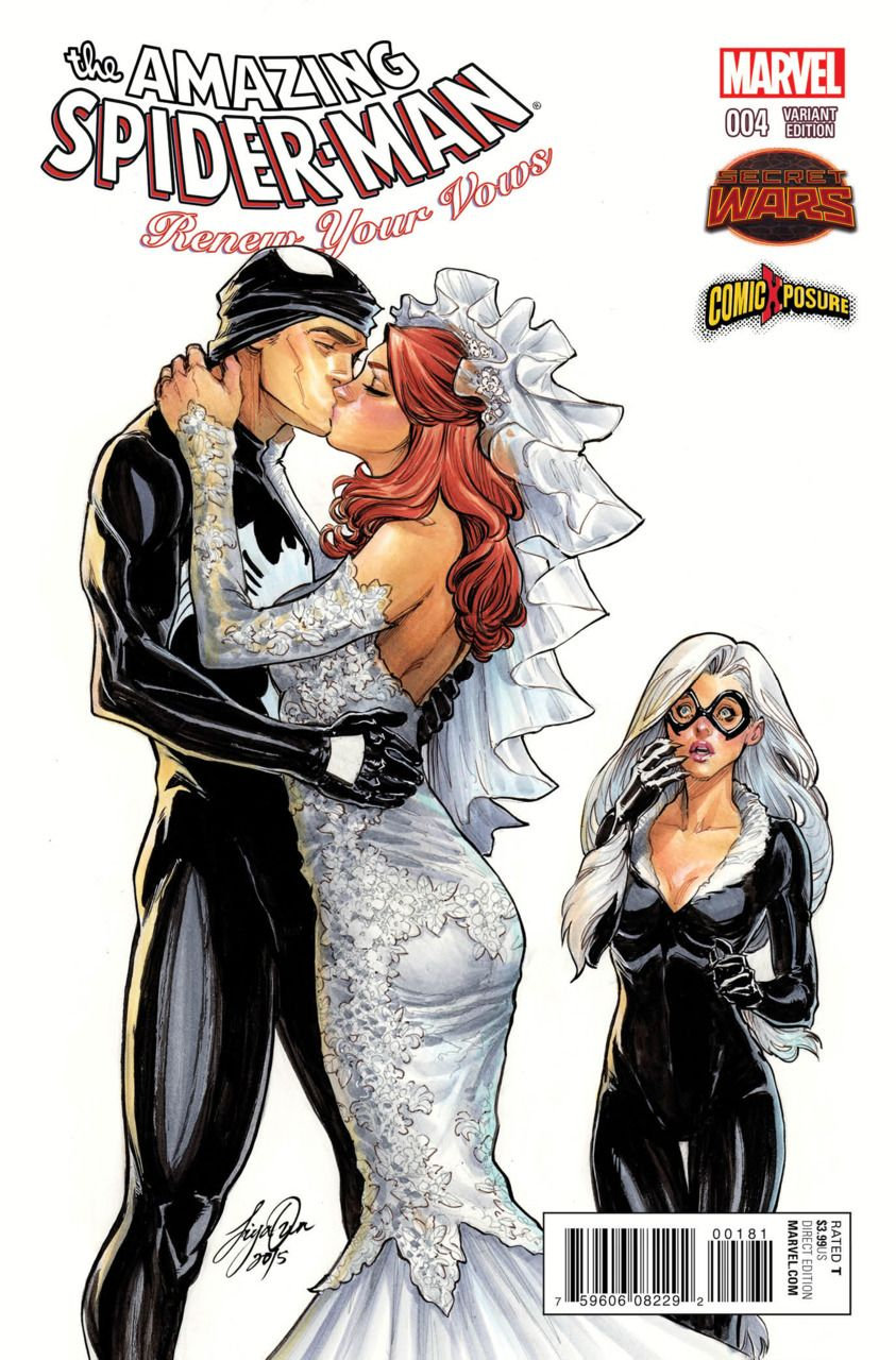 Amazing Spider Man Renew Your Vows Vol 1 Issue 4 Daddy Has To