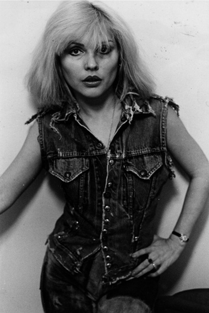 Debbie Harry Best of Punk Magazine: A New Book (PHOTOS) -