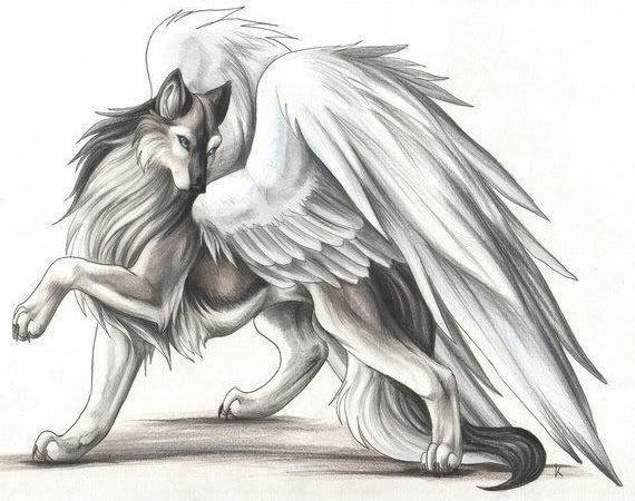 Mis nuevas alas | Historias de una mujer lobo | wolf | Pinterest ...
