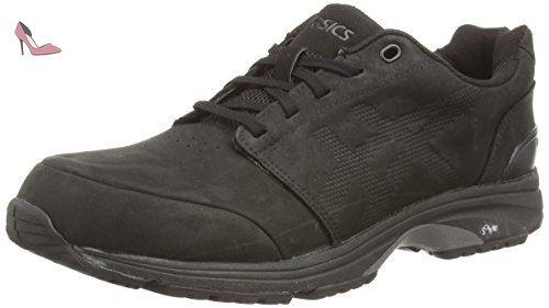 Gt-2000 5, Chaussures de Running Compétition Homme, Noir (Black/Noir Onyx/White), 39 EUAsics