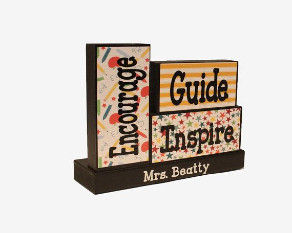 Unique Teacher Gifts French Teacher Appreciation Gift