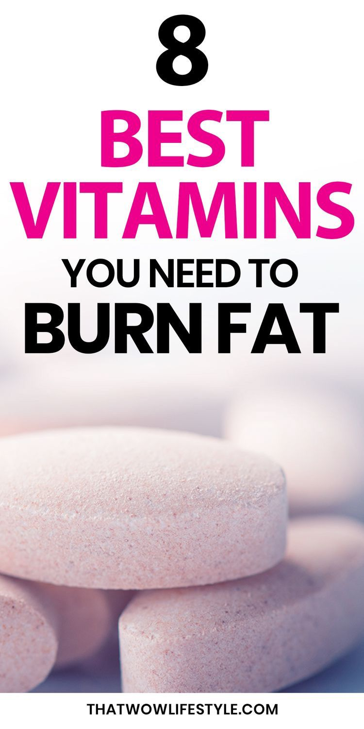 Vitamins For Weight Loss That Work Well For Female
