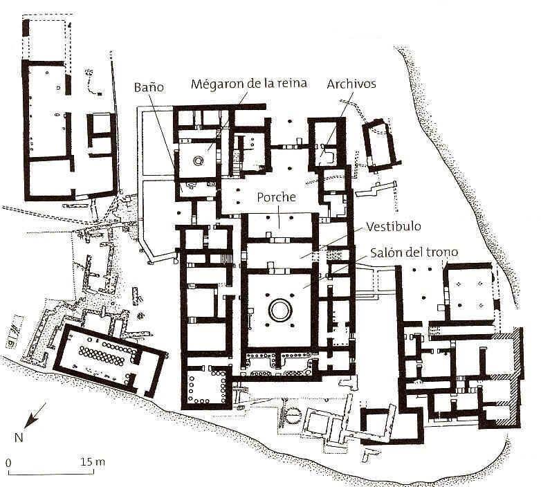 Resultado de imagen de el palacio de pilos