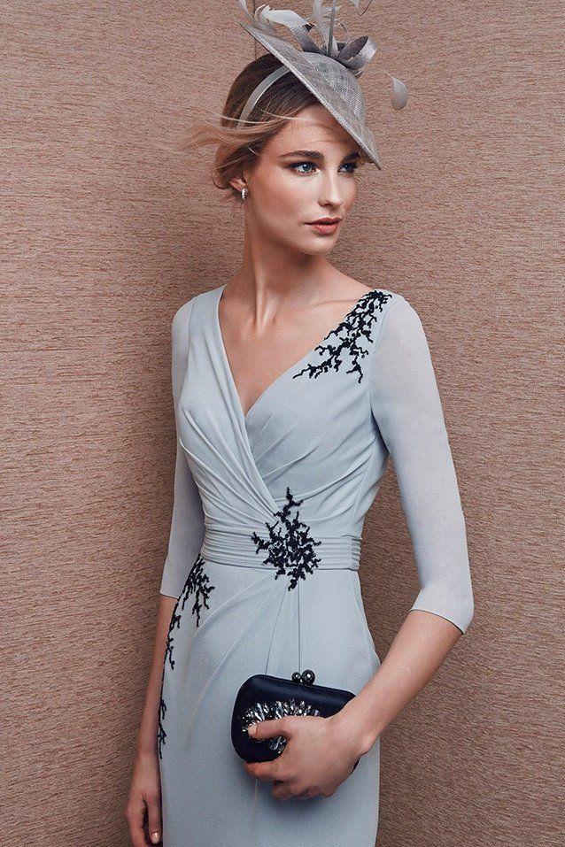 vestido its my party 6660 color gris con pedreria.jpg   look de moda ...