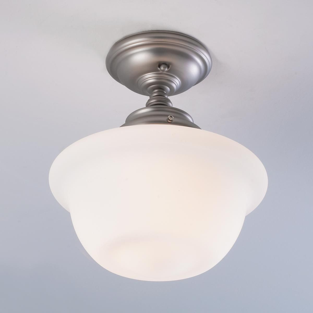 Timeless schoolhouse ceiling light ceiling lights and lofts vintage schoolhouse ceiling light classic schoolhouse lighting has remained a favorite choice for bathrooms and kitchens arubaitofo Gallery