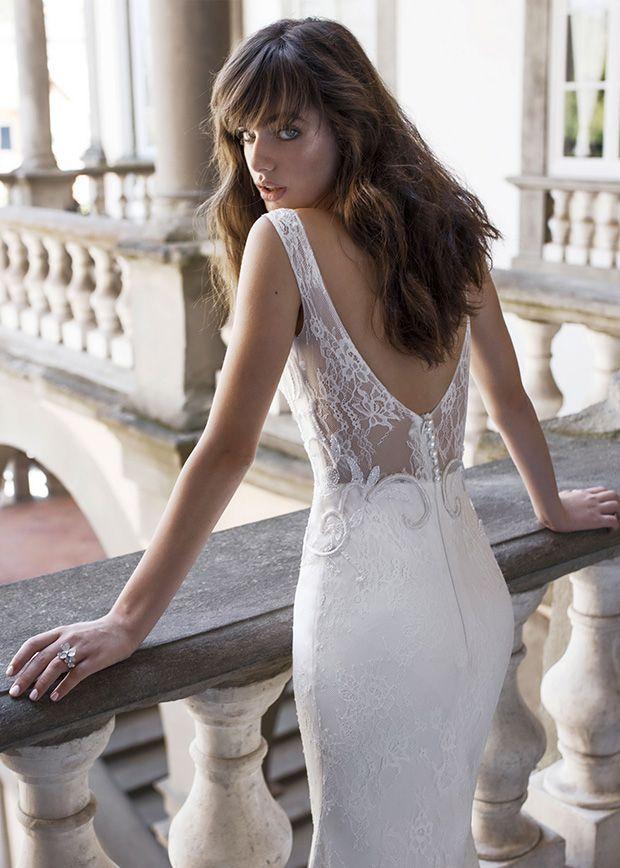 Glamour & Sparkle: Dovita Bridal Wedding Dresses 2018 | Glamour ...