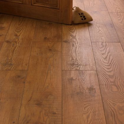 Schreiber Laminate Flooring Tawny Chestnut 1 73m2 At Homebase Be Inspired And Make Your House A Home Buy Now Flooring Laminate Flooring Homebase