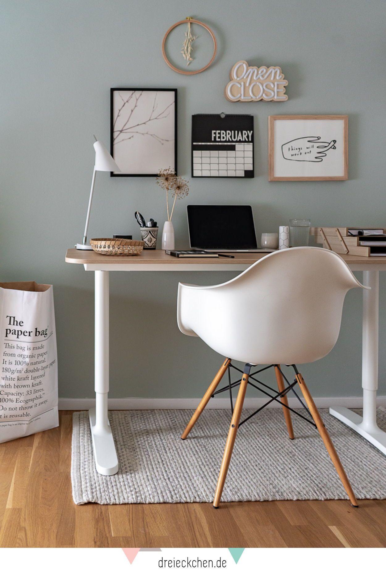 Arbeitszimmer Einrichten Ideen Fur Das Buro Zuhause Blog Dreieckchen In 2021 Zimmer Einrichten Jugendzimmer Tumblr Zimmer Einrichtung Arbeitszimmer Einrichten