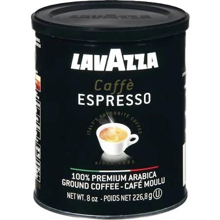 Lavazza Caffe Espresso Ground Coffee Tin by Lavazza 8