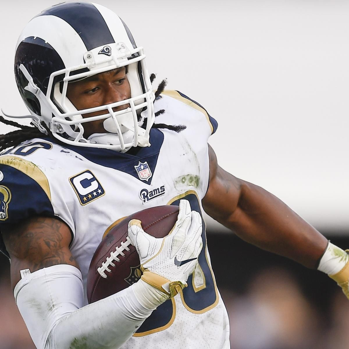 Todd Gurley Nfl Players Deserve Guaranteed Contracts Could Strike To Get Them Todd Gurley Nfl La Rams