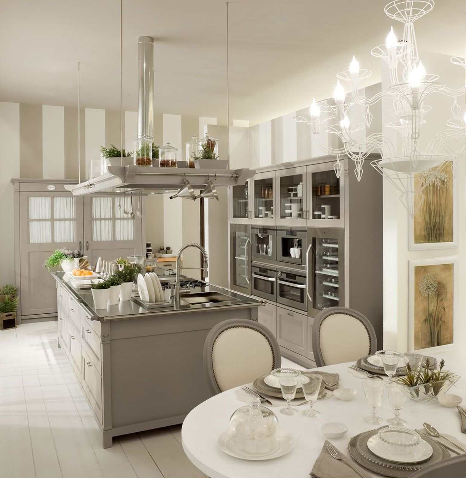 Cucine con isola | Kitchens and Interiors