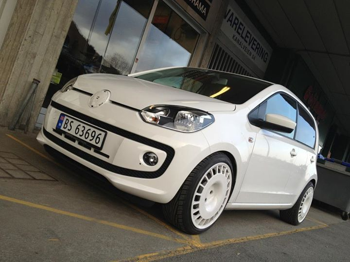Compomotive TH wheels - VW UP