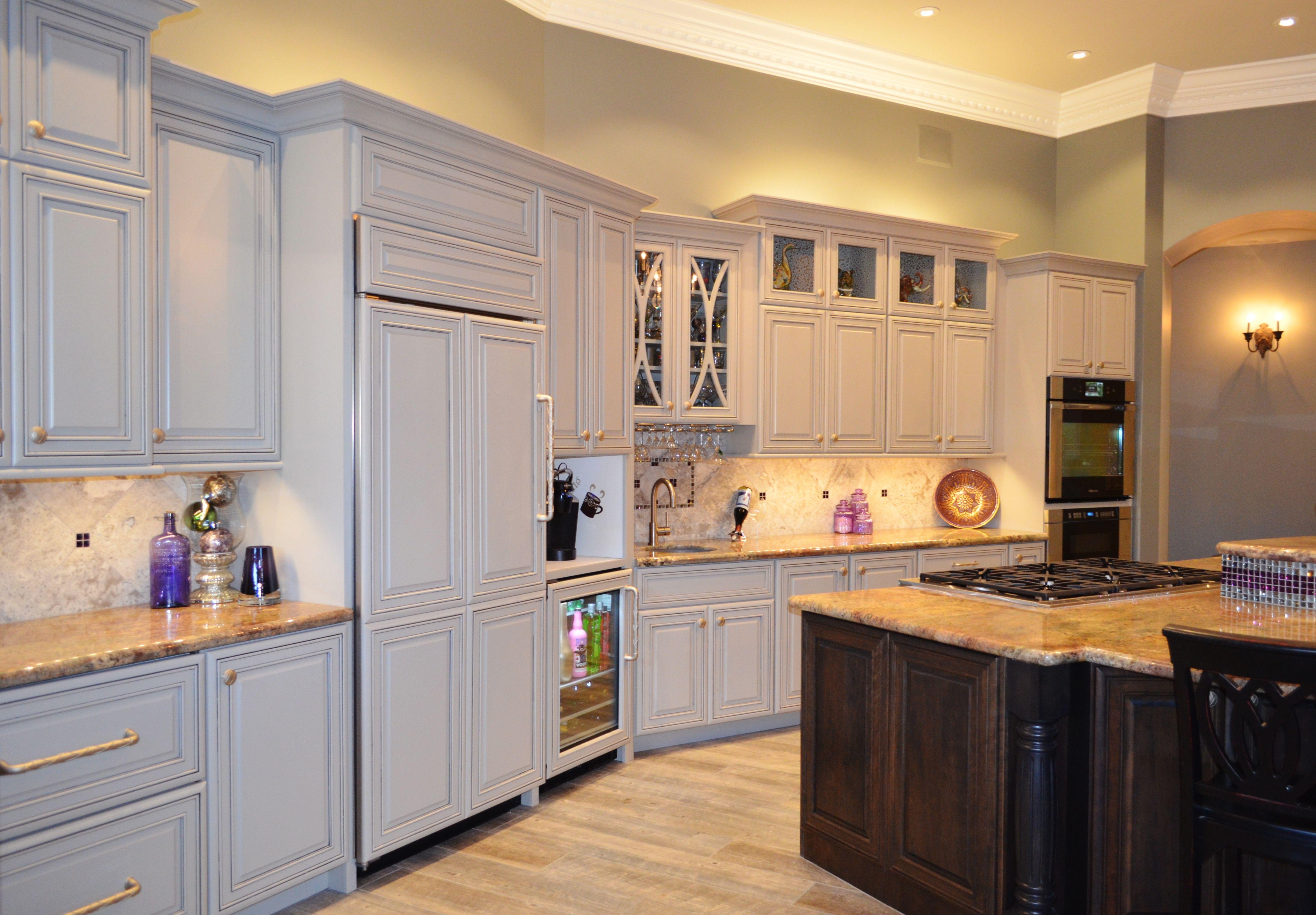 Pin by Homework Remodels on Elegant Transitional | Kitchen ...