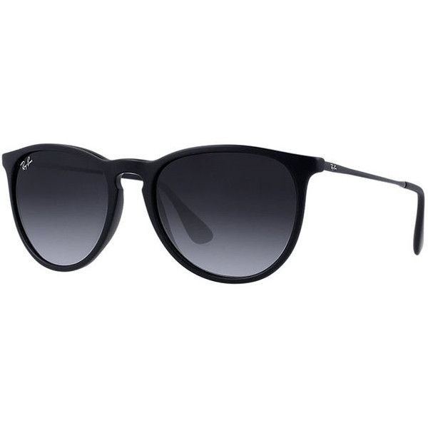 ad53e1b2a5 Ray-Ban Erika ($115) via Polyvore | Fashion | Cheap ray bans, Ray ...