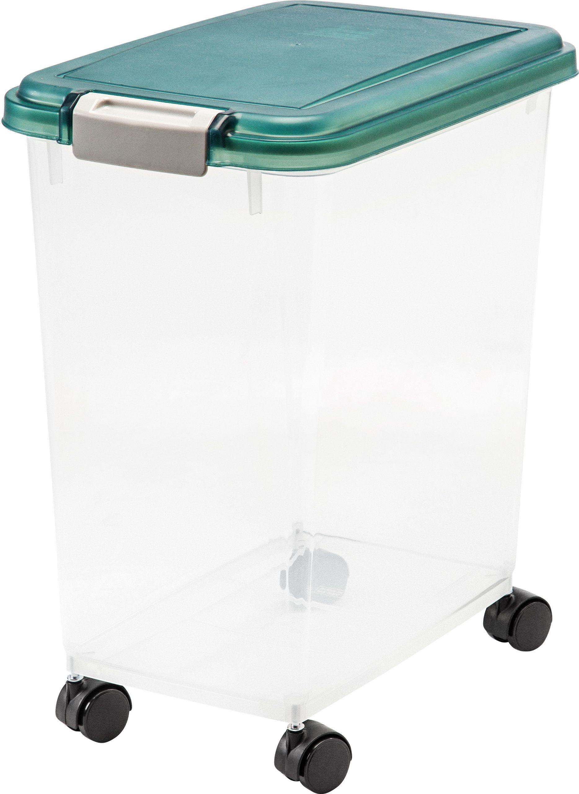 Iris Airtight Pet Food Storage Container Combo Pet Airtight