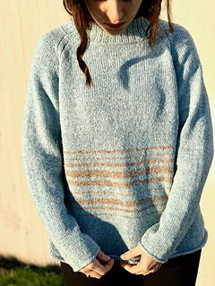 Photo of The Mistral Sweater pattern by SailorWifeKnits