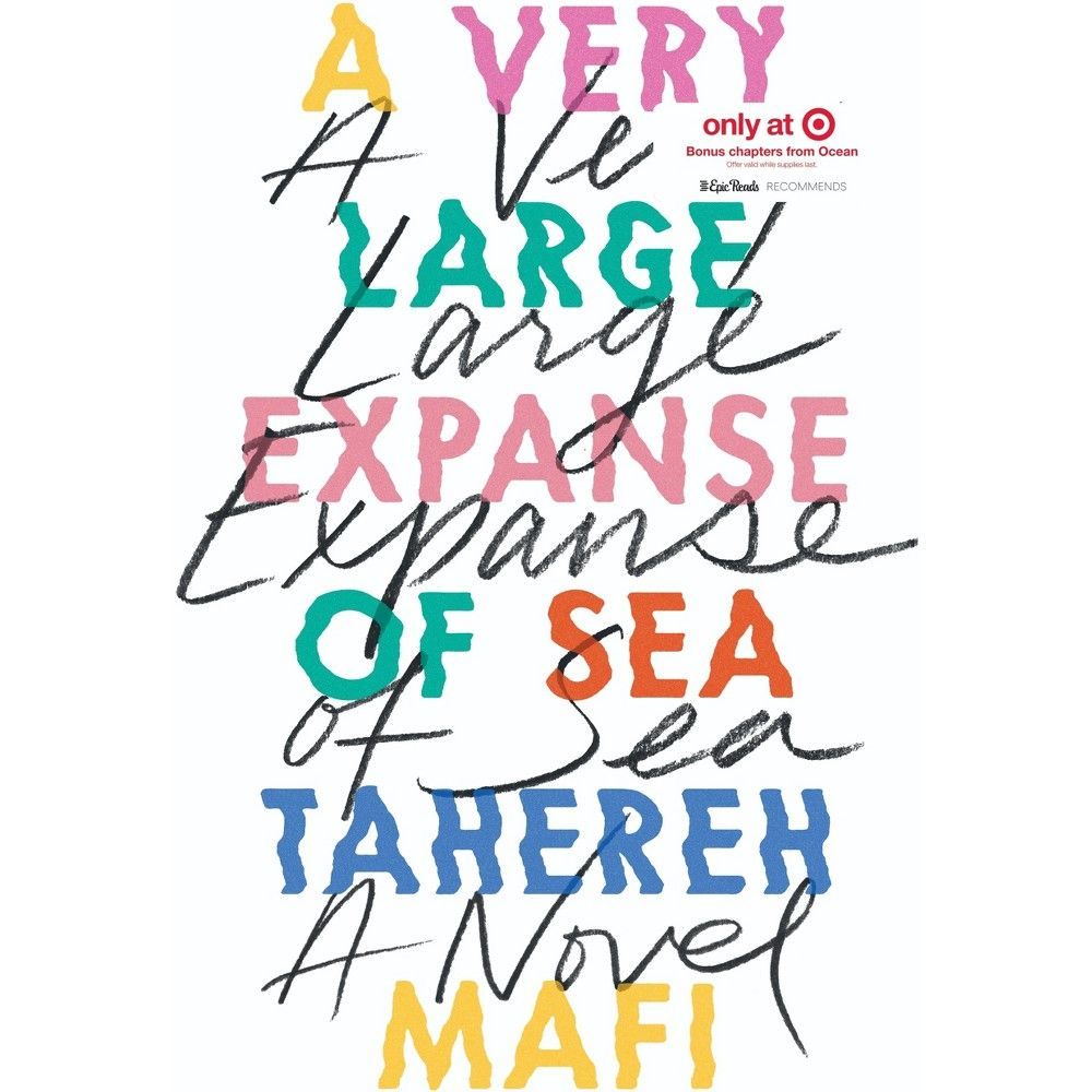 Very Large Expanse Of Sea By Tahereh Mafi Hardcover In 2020 Tahereh Mafi Audio Books Target Exclusive