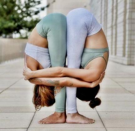 65 ideas for fitness couples photoshoot yoga poses  yoga