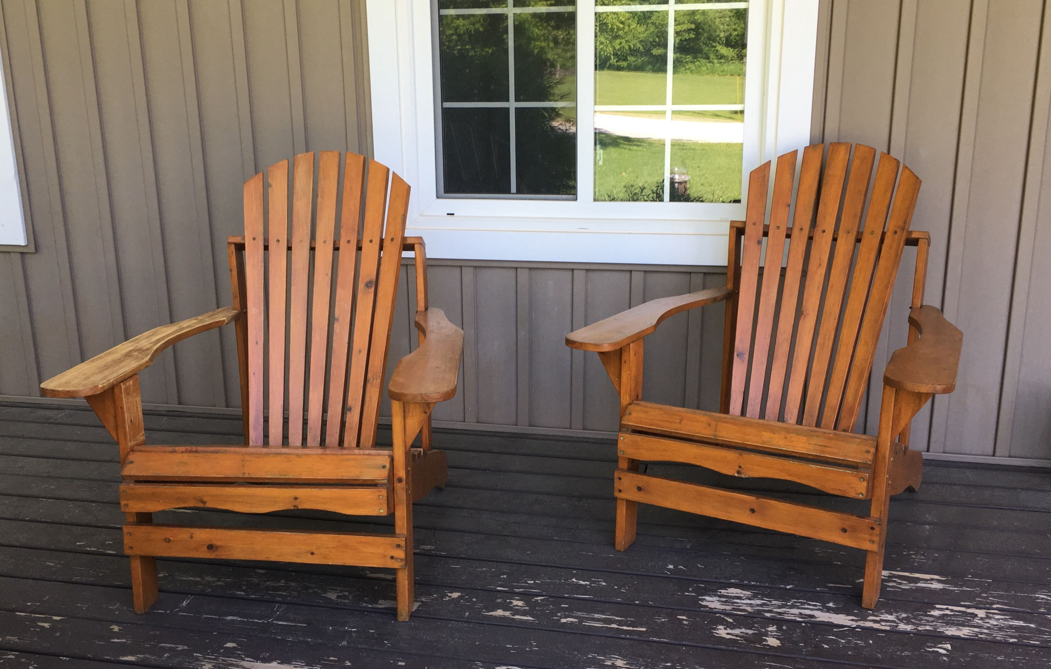 Muskoka Chairs Paid 20/ each Muskoka chair