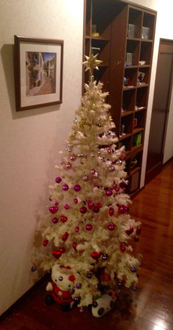 ideias para decorar arvore de natal branca ? Doitri.com