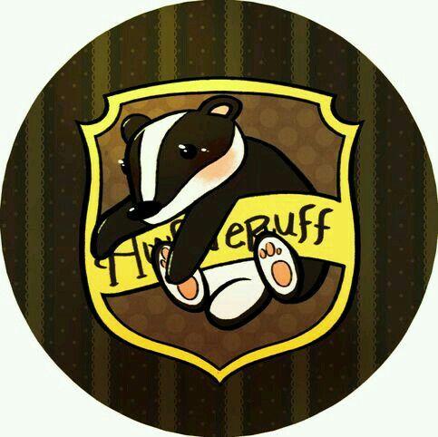 I love Hufflepuff