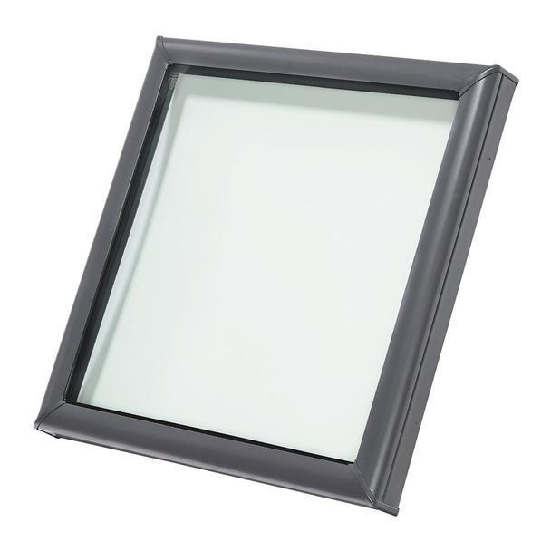 Velux 22 1 2 In X 22 1 2 In Fixed Skylight Fcm 2222 Velux 22 1 2 In X 22 1 2 In Fixed Skylight Fcm 2222 Estas En El Lugar In 2020 Skylight Velux Laminated Glass