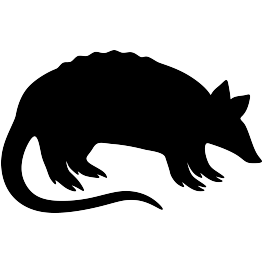 35+ Clipart Animal In Motion Silhouette
