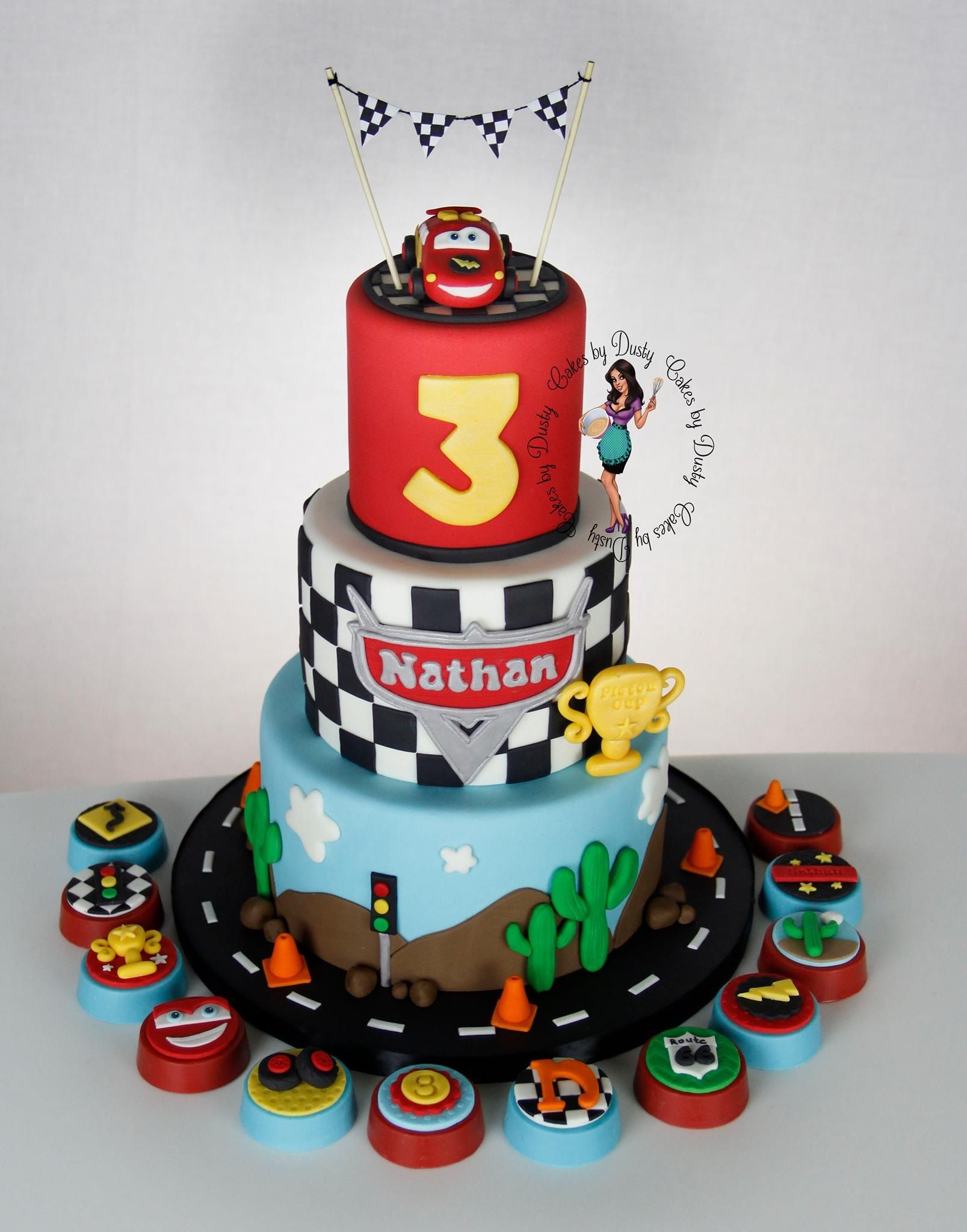 httpcakesbydustyblogspotcom Childrens CakesCupcakesCookies