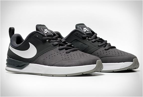 Nike SB Project BA Black Grey 1 | Nike free shoes