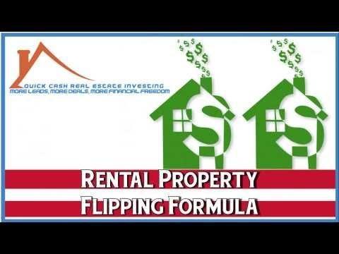Property Investment Calculator - Evaluating Cash Flow Rental - rental property analysis spreadsheet
