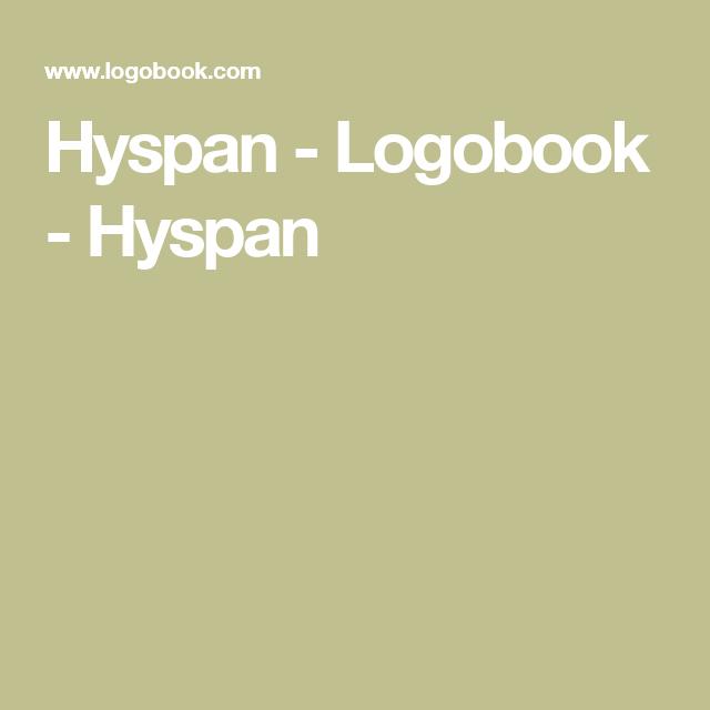Hyspan - Logobook - Hyspan
