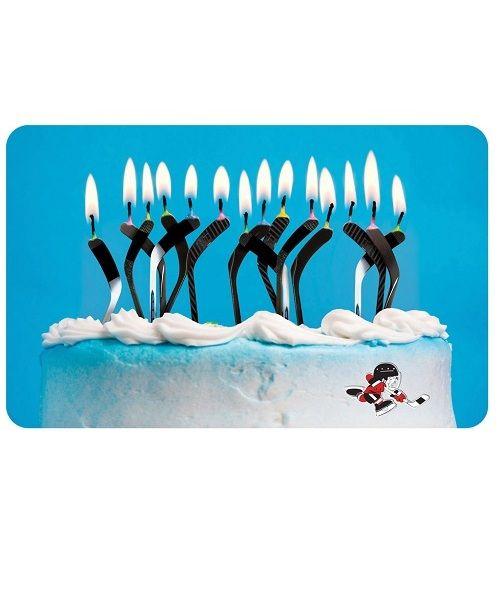 Happy Birthday Hockey Hockey Birthday Birthday Greetings Birthday Wishes