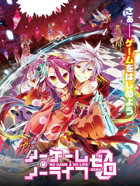 Tags Movie No Game Life Zero Sub Indo BD MP4 MKV 240P 360P 480P 720PJudul Anime ZeroGenre Comedy Ecchi Fantasy