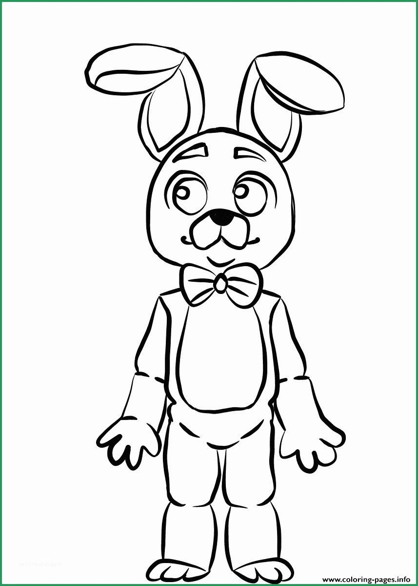 Five Nights At Freddy S Coloring Pages Five Nights At Freddys Coloring Pages Luxury Fnaf Bonnie Coloring Entitlementtrap Com Fnaf Coloring Pages Coloring Pages Coloring Books