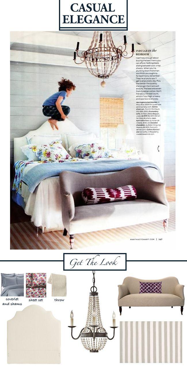 Casual Elegance - Bedroom