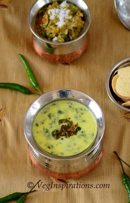 Gujarati kadhi seasoned buttermilk soup curry foods to be free recipes forumfinder