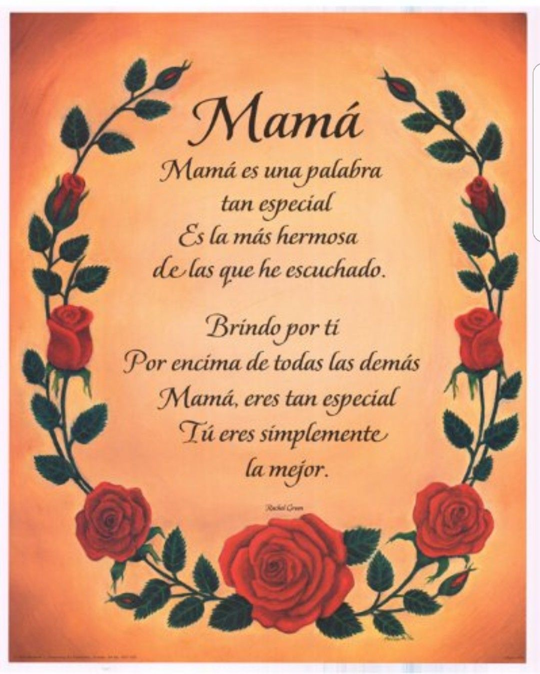 Happy mothers day images in spanish