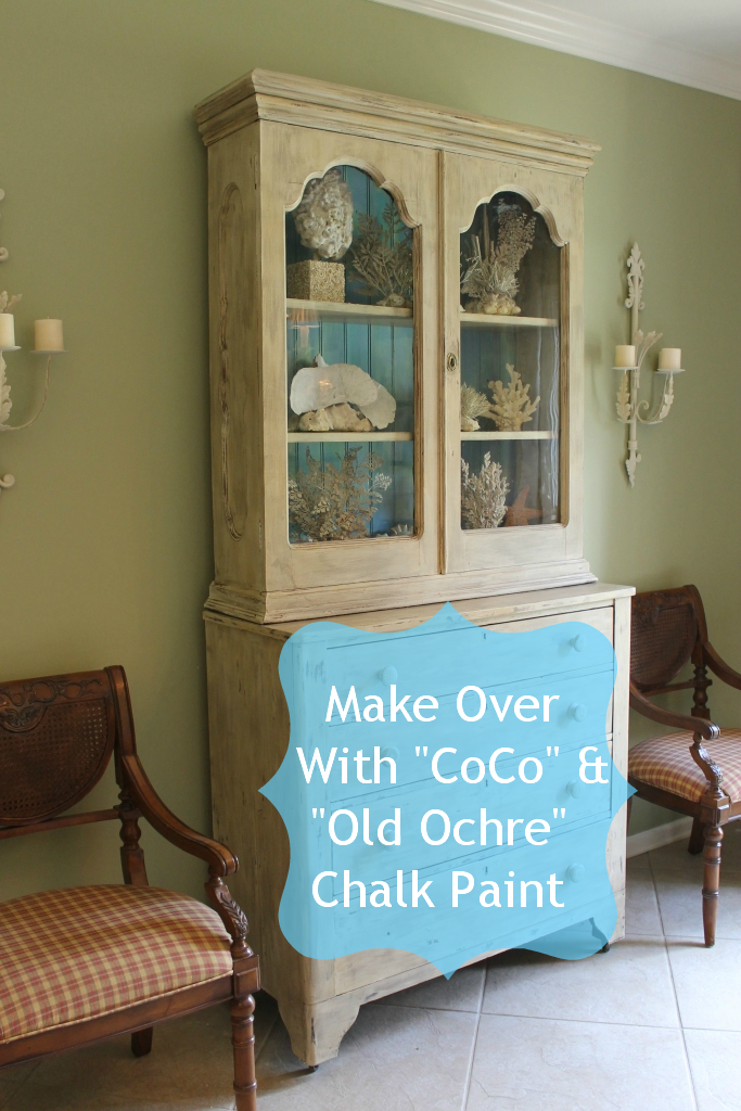 A Make Over With Chalk Paint