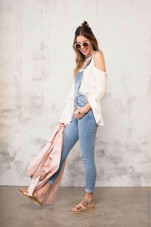 Moda 2017 Las Claves Del Estilo Trendy Y Juvenil De Los Mejores Looks Del Verano De 47 Street Moda Ropa De Moda Mujer Ropa De Moda