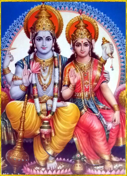 Vishnu Art Vishnu Krishna Hindu Durga Goddess