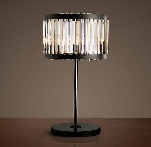 Rh 404 Error Crystal Table Lamps Table Lamp Lamp