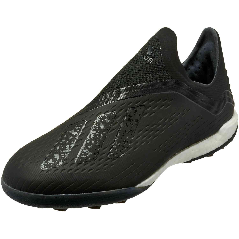 promo code cbd39 16c1e Shadow Mode adidas X Tango 18+ turf soccer shoe. Get it from SoccerPro.