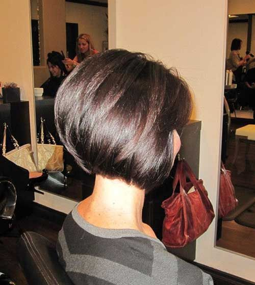 hair back view styles back view of bob hairstyles bob hairstyles 2017 8458