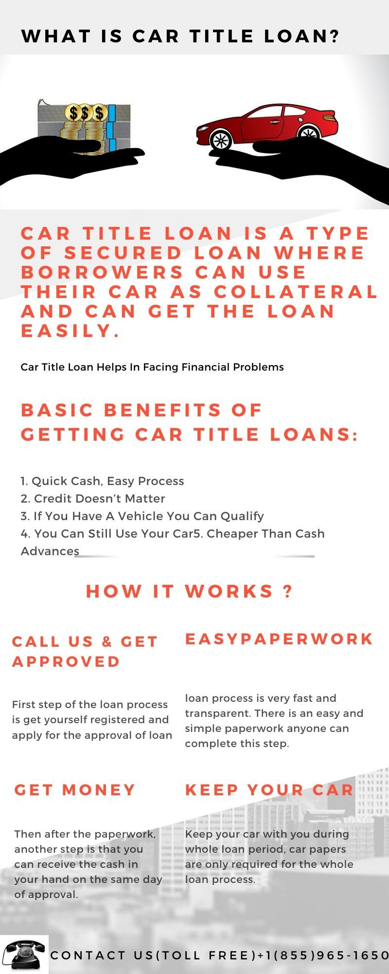 What Is Car Title Loans And And Where Can I Get Collateral Loans How To Get Money Car Title